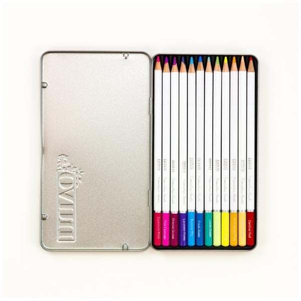 Nuvo Watercolour Pencils Pastel Highlights | Set of 12